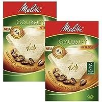 2 BOXES of Melitta Size 1x4 Gourmet Intense