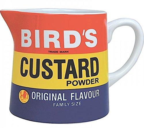 Bird's Custard ~ Ceramic Custard/Milk Jug (British) ()