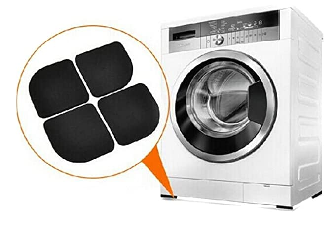 ODN de color NEGRA multifunción de lavadora Shock Pads esterillas ...