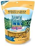 Natural Balance Potato and Duck Formula Dog Treats, 8-Ounce Bag, My Pet Supplies