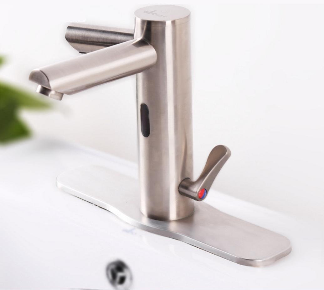 Fen Seife Dual – Modus Sensor Wasserhahn Küchenarmatur – Stil ...