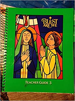 Book Blest Are We School Grade 3 Teacher Manual