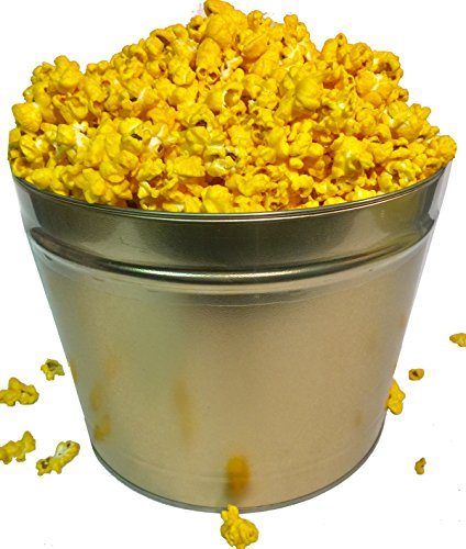 flavored popcorn tin - 8