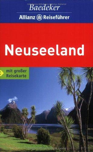 Baedeker Allianz Reiseführer Neuseeland
