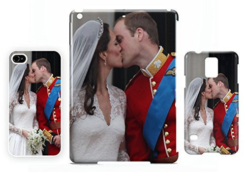 Prince William and Kate royal wedding iPhone 5 / 5S cellulaire cas coque de téléphone cas, couverture de téléphone portable