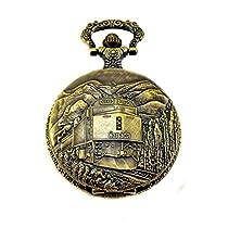 NorthAmerican Railroad Approvrd, Railway Regulation Standard, Train Pocket Watch 150th Canada # 4 Passenger Unit F40PH
