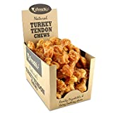 AFreschi Turkey Tendon for Dogs, Premium