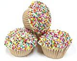 Claudia's Canine Bakery - PupCups with Sprinkles - 12 Gourmet Dog Treats