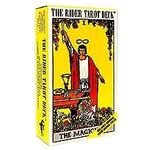The Rider Tarot Deck / Baraja de Tarot