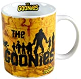 The Goonies Mug. Logo and Map Mug