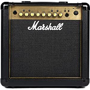 marshall mg15gr 15 watt 1x8 inches combo amp with reverb musical instruments. Black Bedroom Furniture Sets. Home Design Ideas