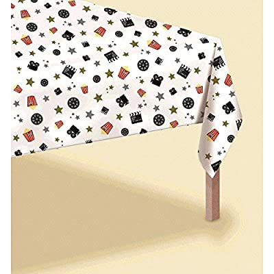 "Director's Cut Party Table Cover, 54"" x 102"": Kitchen & Dining"