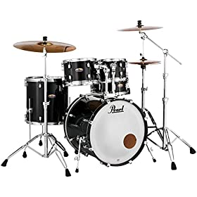 Pearl Decade Maple 5-Piece Shell Pack Black Ice 3