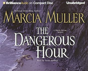 The Dangerous Hour (Sharon McCone Mysteries) 0786267577 Book Cover