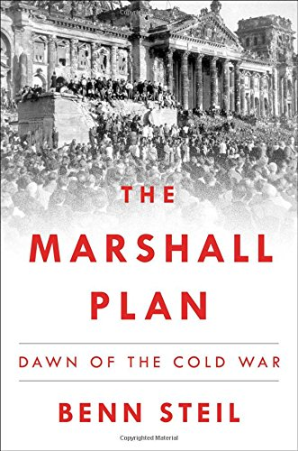 The Marshall Plan: Dawn of the Cold War cover