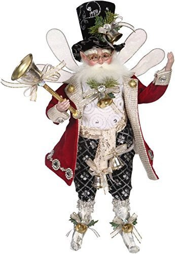 Mark Roberts Silver Bells Fairy - Medium