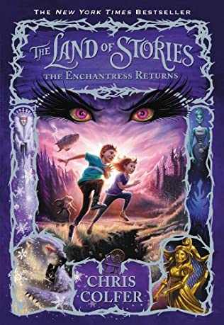book cover of The Enchantress Returns