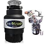 TritaRifiuti-Dissipatore-ZeroTrash-ForHome-Dissipatore-di-Rifiuti-Organici-per-Casa-Sotto-Lavello-mod-400-12HP