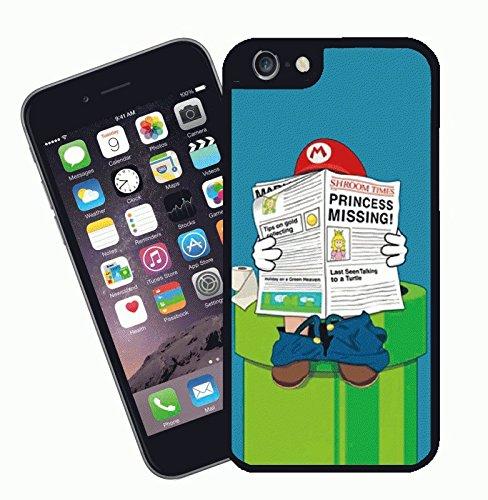 Mario sul water, divertente - questa copertura si adatta Apple modello iPhone 6s (6s non plus) - di idee regalo di Eclipse