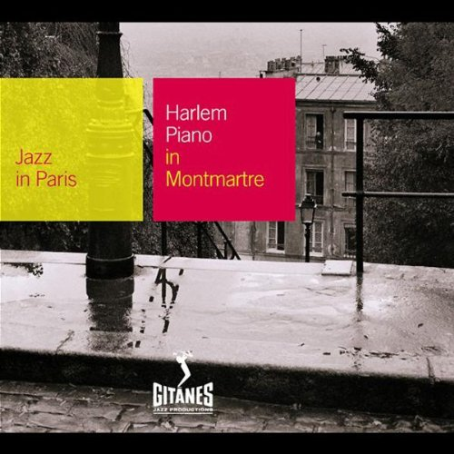 UPC 044001844720, Harlem Piano in Montmartre: Jazz in Paris