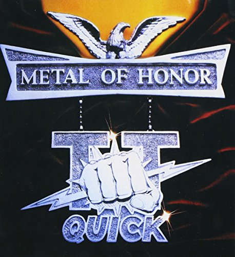T.T.Quick: Metal of Honor (Audio CD)