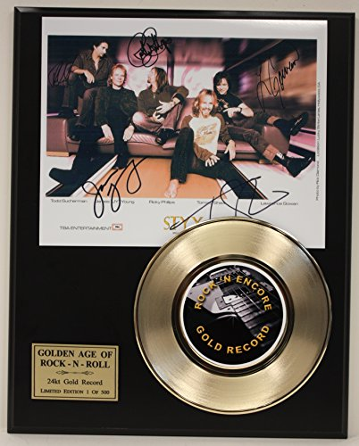 Gold Record Ltd Edition (Styx Gold Record Signature Series LTD Edition Display)