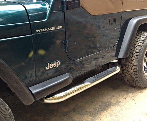 97 jeep wrangler nerf bars - 6