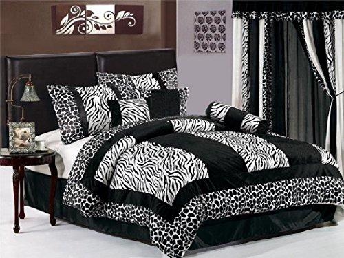 zebra bedspread full - 7