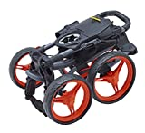 Bag-Boy-Quad-XL-4-Wheel-Golf-Push-Cart-2017-Model-comes-with-upgraded-BagBoy-Fully-adjustable-Umbrella-Holder30-Value