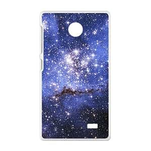 Cosmic starry sky Phone Case for Nokia Lumia X Case