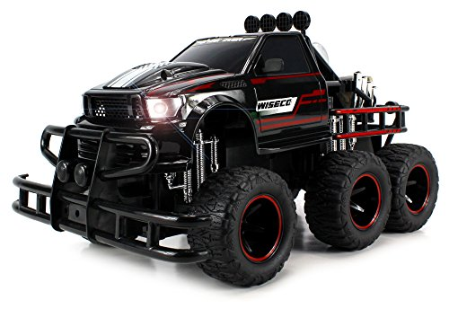 Velocity Toys Speed Spark 6x6 Electric RC Monster Truck Big