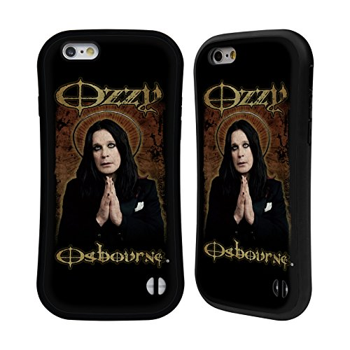 (Official Ozzy Osbourne Prince Of Darkness Key Art Hybrid Case for iPhone 6 / iPhone 6s)