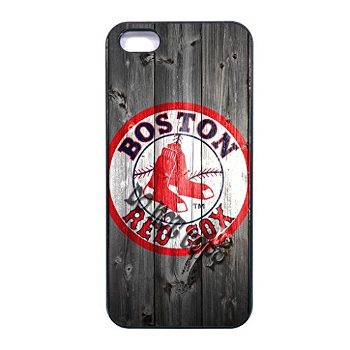 Boston Red Sox Rubber - Soft Ruuber case for red sox boston iphone 7 PLUS case iphone 8 PLUS case Soft rubber case Easy to grip with high protection