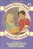 Elizabeth's First Kiss, Francine Pascal, 0553169815