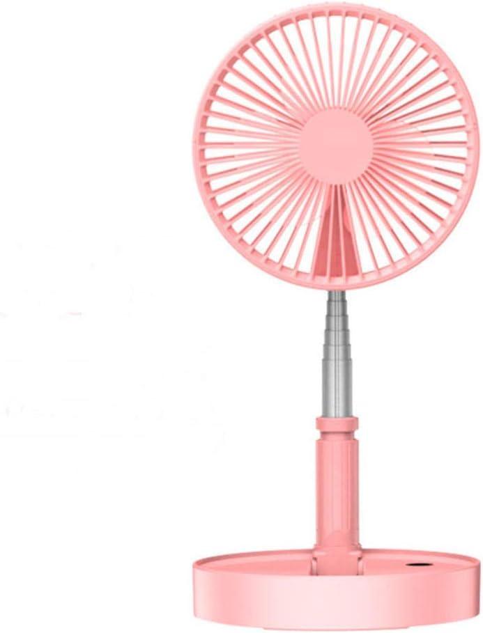 BanMM Mini Fan USB Multi Function Floor Fan Creative Desktop Cold Fan White