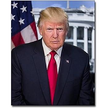 Amazon.com: President Donald Trump Official Presidential ...