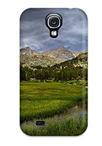 2015 Pretty Galaxy S4 Case Cover/ Landscape Series High Quality Case 5213219K41596993