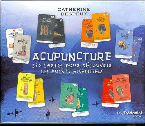 En ligne téléchargement Acupuncture : Coffret 360 cartes pour découvrir les points essentiels epub pdf