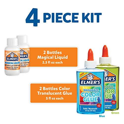 Elmer's Color Slime Kit (2062237) Photo #6
