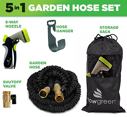 5 in 1 Garden Hose Set