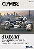 Suzuki 1500 Intruder/Boulevard C90 1998-2009 (Clymer Color Wiring Diagrams) by Penton Staff (2000-05-24)