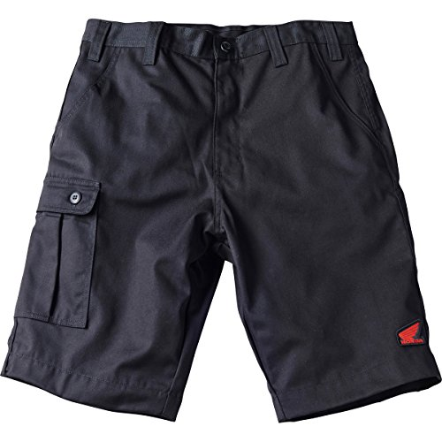 Troy Lee Designs Men's Honda Team Shorts,34,Black