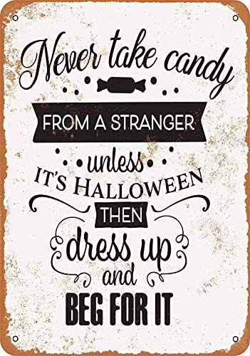 Kia Haop Never Take Candy from A Stranger Except Halloween ...