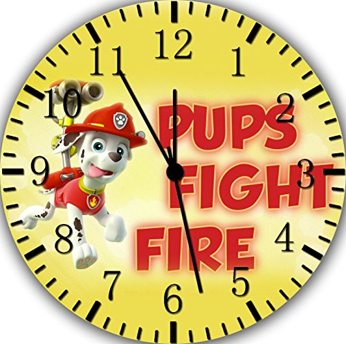 PAW Patrol Fight Fire Wall Clock