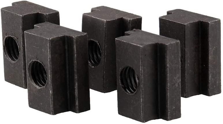 ROWEQPP 5pcs//Set T-Slot Nuts for Toyota Tunda Tacoma Pick-Up Truck Bed Deck Rails
