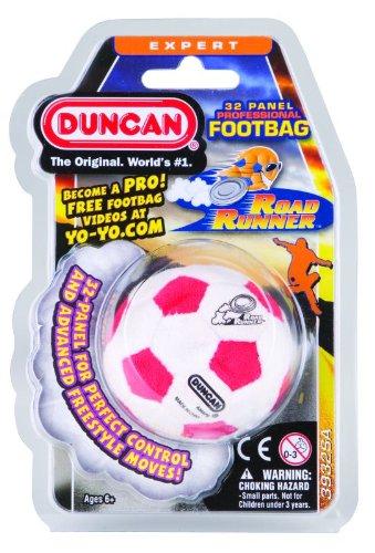 Duncan Roadrunner 32-panel Footbag (Colors May Vary)