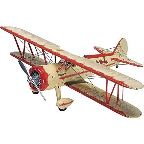 Revell Germany 1/48 Stearman Aerobatic Biplane Model Kit - Model Plane