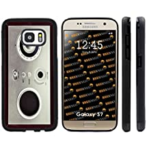 Rikki Knight Design Case Cover for Samsung Galaxy S7 - Old Retro Antique Radio - RK-GalaxyS7TPUB300386