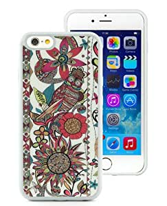 Unique iPhone 6 6S 4.7 Inch TPU Case ,Popular And Durable Designed With Sakroots 14 White iPhone 6 6S Cover