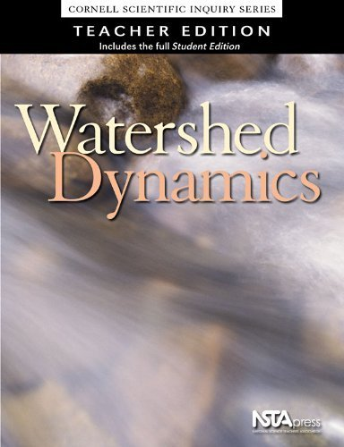 Watershed Dynamics (Cornell Scientific Inquiry Series) - PB162X2S by William S. Carlsen (2004) Paperback